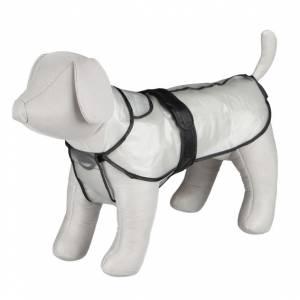 Capa de chuva impermeável para cães