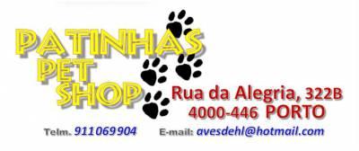 Banhos e Tosquias Patinhas PetShop