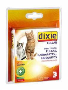 Colar antiparasitário para cães e gatos
