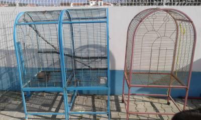 Gaiola de papagaio dupla  QUARENTA  EUROS