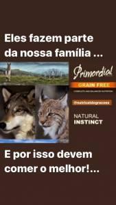 Ração Natural para Cães e Gatos