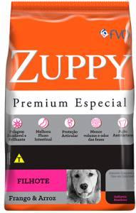 Ração Zuppy Filhotes Zuppy Pequeno Porte Zuppy Médio Porte